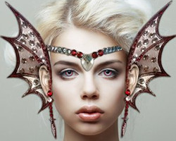 Каффы от Xotic Eyes and Body Art