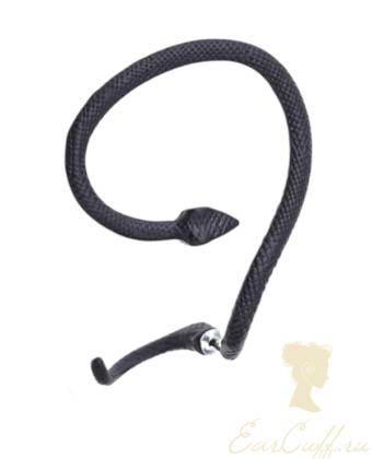 Кафф черная змея